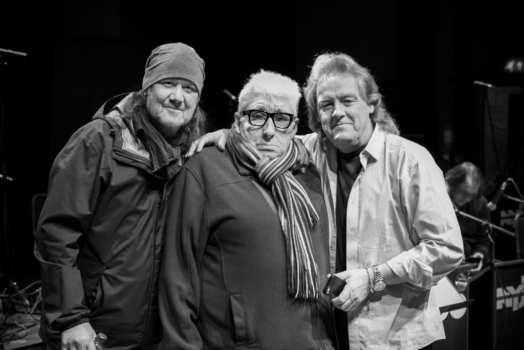 Gert Lange, Chris Farlowe, Mark Clarke